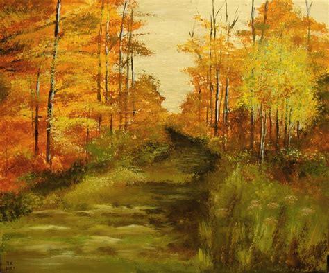 Britzer Garten Herbst by Herbstwald Landschaft Wald Herbst Natur Zavira