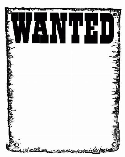 Wanted Poster Templates Word Template Posters Printable