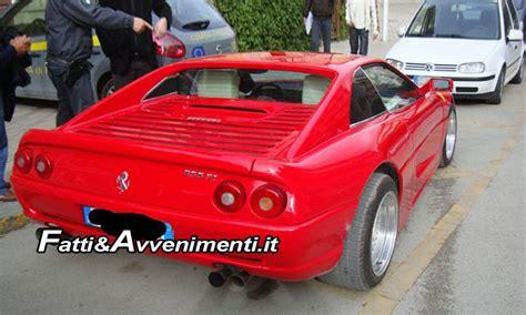 1998 ferrari f355 replica titled as 1984 pontiac fiero. Pontiac Fiero trasformata in Ferrari F355? Ravanusano ...