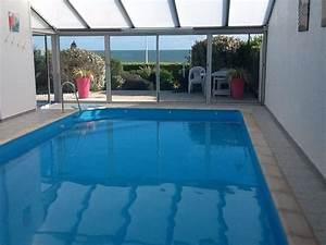 maison face mer avec piscine interieure privee chauffee With location avec piscine couverte chauffee