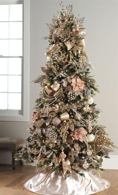 unique pink christmas decorations ideas  pinterest