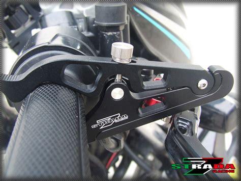 Strada 7 Motorcycle Cruise Control Throttle Lock System