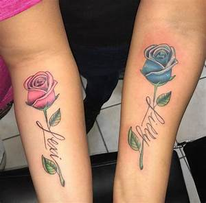 150+ Matching Tattoo Ideas for Girls (2019) Designs for ...