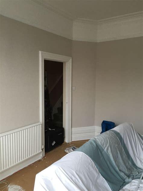 farrow walls skimming dining room
