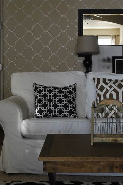 Accent Wall Living Paint Nest Created Bedroom