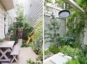 les 25 meilleures idees de la categorie petit jardin de With idee amenagement jardin de ville 12 les 25 meilleures idees de la categorie escalier exterieur