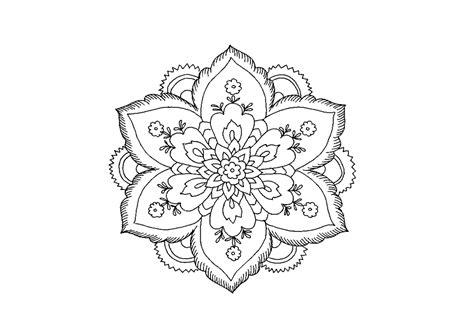 disegni da colorare grandi fiori da colorare disegni da stare a tema fiori per
