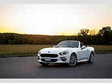 Review 2017 Fiat 124 Spider Canadian Auto Review