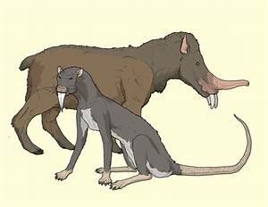 """C.M. Kosemen: """"Future evolution: A predatory descendant of ..."""
