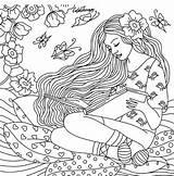Raskraski Vdohnovenie Hobbi Antistress Omeletozeu sketch template