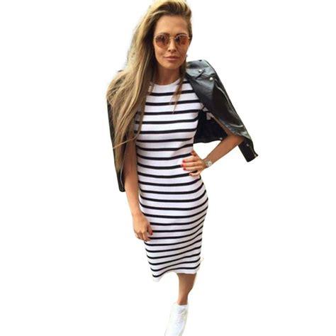 2018 Summer Fashion Dress Summer Women Maxi Long Slim Dresses Casual Loose Cotton Sundress For ...