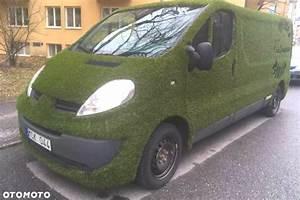 Pokryte Traw U0105 Renault Trafic Ii Do Kupienia Na Otomoto