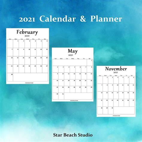 wall calendar  yearly planner desk pad