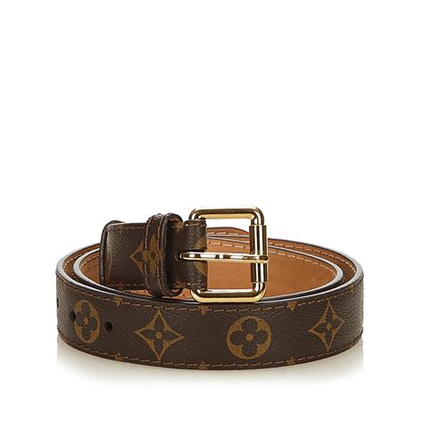 louis vuitton monogram belt leprix