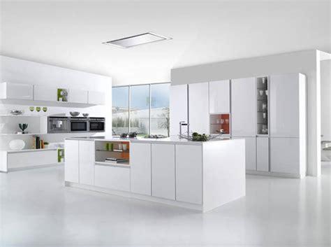 blanche cuisine décoration