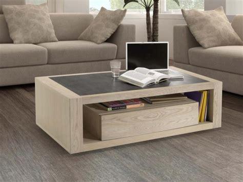 table basse avec tiroir table basse en ch 234 ne etoile plateau ceramique avec 1 tiroir meubles bois massif