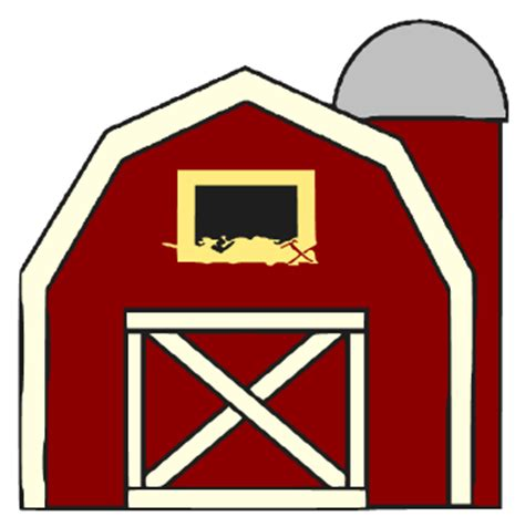 Barn Clipart by Barn Clipart Image 13204
