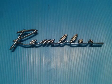 rambler car logo 17 best images about rambler on pinterest pontiac gto