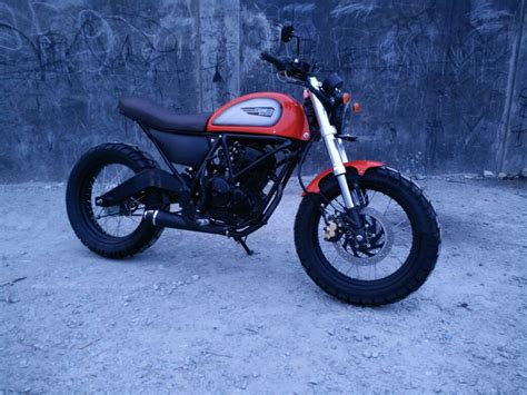 Modif Motor Scorpio by Motor Scrambler Honda Megapro Kayamotor Co