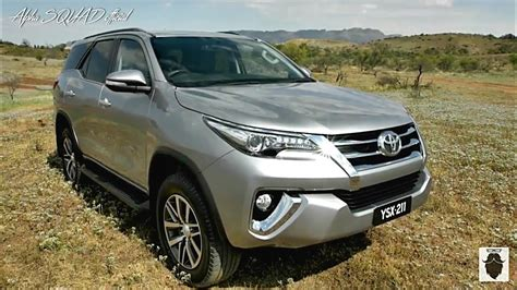 Toyota Fortuner 2019 by Toyota Fortuner 2019