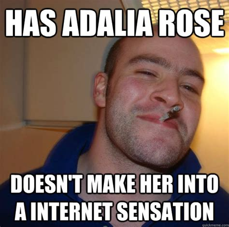 Rose Meme - has adalia rose doesn t make her into a internet sensation misc quickmeme