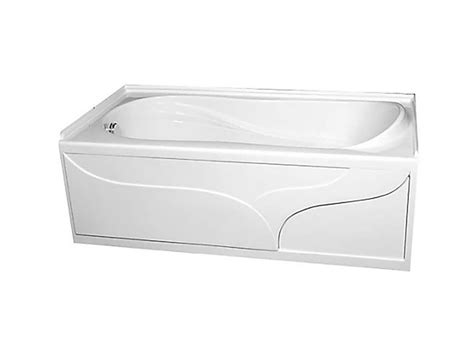 home depot bathtub american standard plaza acrylic bathtub the home depot