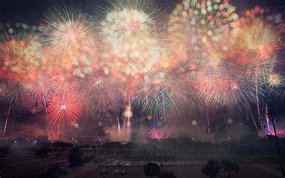 Fireworks Bokeh Explosions Wallpapers Flickr Urban Landscape