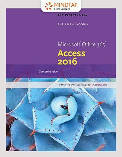 isbn 9781337213035 bundle new perspectives microsoft office 365 and access 2016