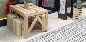 Pallet Furniture UK Gas&Air Studios