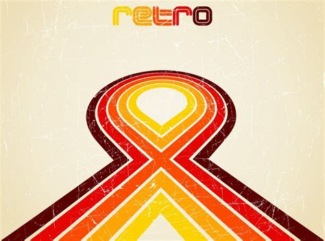 Retro Design by 50 Awesome Retro Wallpapers Top Design Magazine Web