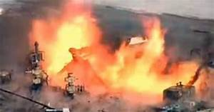 Explosion at Fracking Well Sparks Fire Set to Rage for ...