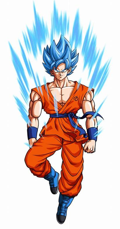 Dragon Ball Goku Clipart Dbz God Transparent