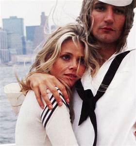 Rod Stewart & Britt Ekland | Music Mix ♫ | Pinterest | Rod ...