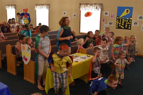 vacation bible school  vanderhoof baptist church