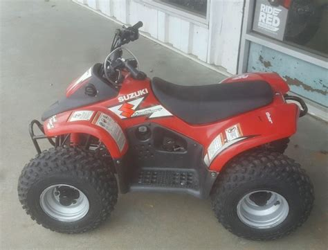 Suzuki Quadsport 50 by 50 Suzuki Motorcycles For Sale