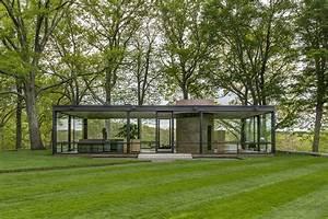 Glass House 2 : a modernist paperweight pays tribute to philip johnson ~ Orissabook.com Haus und Dekorationen