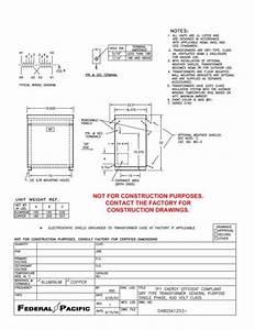 25 Kva Transformer Primary 240 X 480 Secondary 120  240