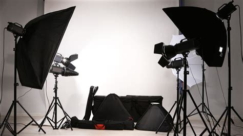 recommended lighting kits  photography bh explora