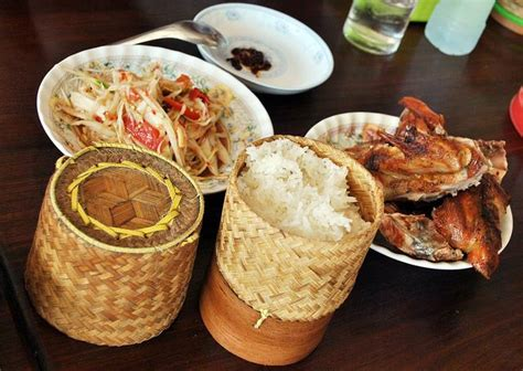 cuisine laotienne plats laotiens spécialités incontournables de la cuisine laotienne