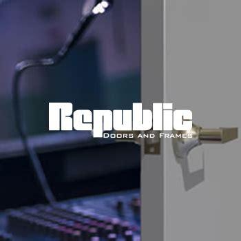 republic doors and frames allegion acquires republic doors frames