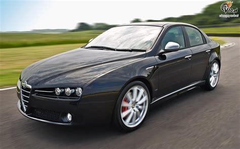Alfa Romeo 159 With Jtdm 20liter Engine Revealed Carsfresh