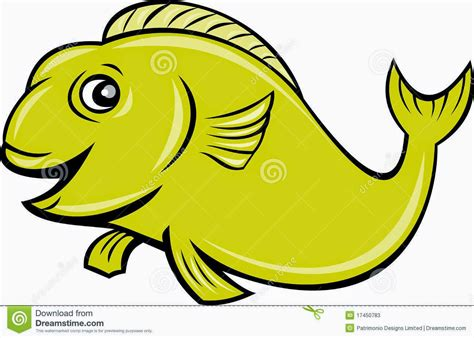 Cartoon Fish Images