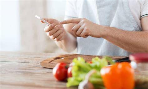 application recette cuisine idées recettes cuisine application santé