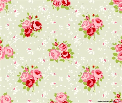 Shabby Chic Wallpaper Hd Wallpapers Plus