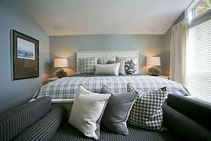 using, different, shades, of, grays, and, taupe, u0026, 39, s, , we, created, a, cozy, bed, with, a, bench, at, the, foot, and