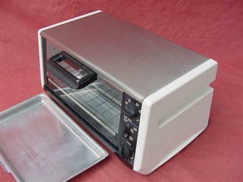 black decker spacemaker toaster oven ebay