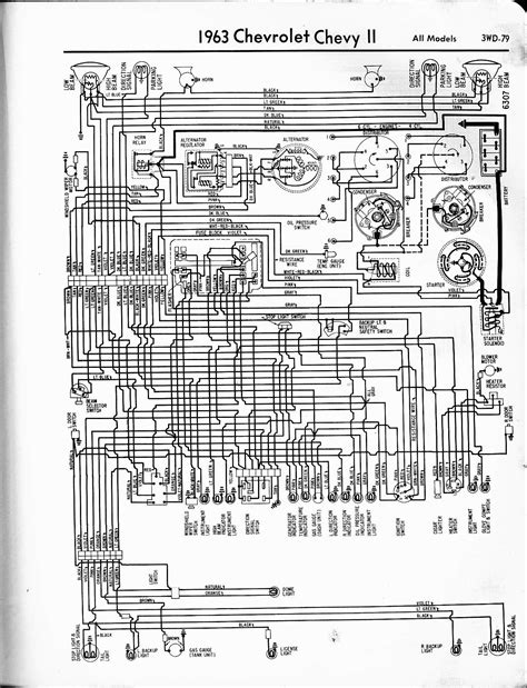 1964 Gm Engine Wiring Harnes Diagram by 1965 327 Corvette Starter Wiring Diagram Wiring