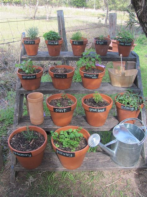 Hometalk  Upcycled Herb Garden