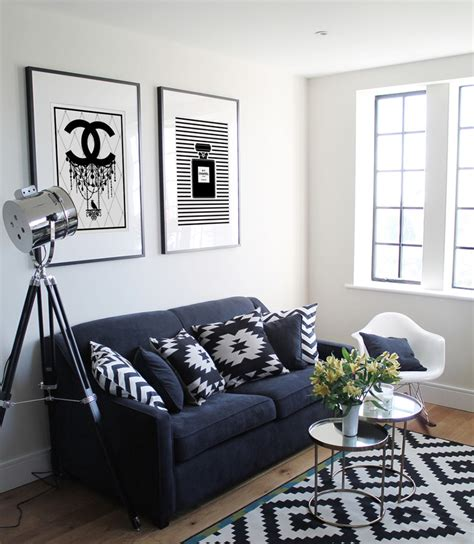 white living room rug 23 modern living rooms adorned with black and white area 1604