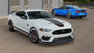 2021 Ford Mustang Mach 1 Struts Its Stuff In Photos